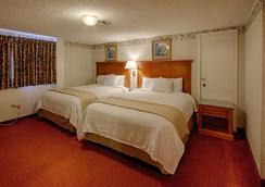 江濱汽車旅館 - 加特林堡 - 臥室