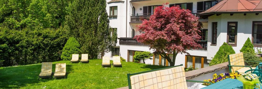Johannesbad Hotel St. Georg - Bad Hofgastein - 室外景