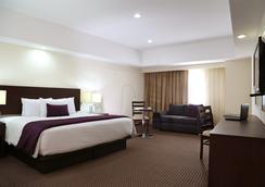 艾赫庫蒂沃快捷酒店 - 瓜達拉哈拉 - 臥室