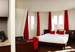 阿姆斯特丹城市中心阿波羅博物館酒店 - 阿姆斯特丹 - 臥室