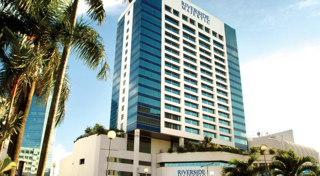 Riverside Majestic Hotel - 古晉 - 室外景
