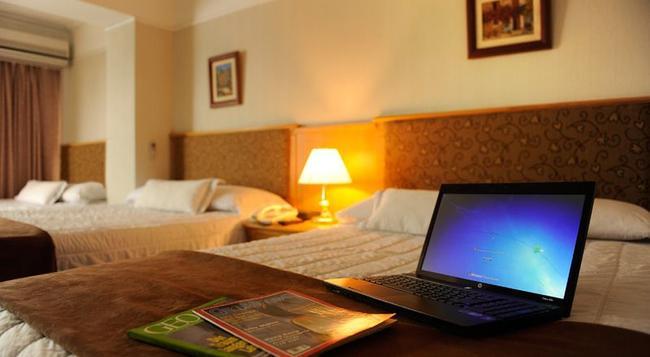 Hotel Miramar - Lima - 臥室