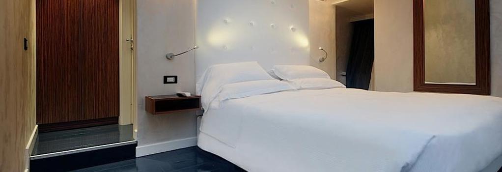 Piazza del Gesù Luxury Suites - 羅馬 - 臥室