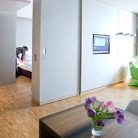Factory Hotel Living Room