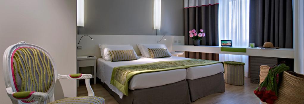 Hotel Terme Mioni Pezzato - 阿巴諾泰爾梅 - 臥室