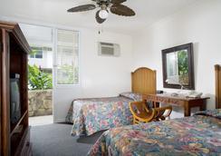 太平洋碼頭酒店 - 檀香山 - 臥室
