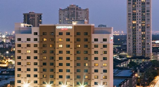 Courtyard by Marriott Houston by The Galleria - 休斯頓 - 建築