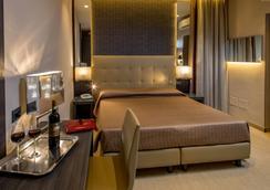 康多緹酒店 - 羅馬 - 臥室