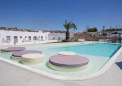 Madoupa Boutique Hotel - 米科諾斯島/麥科諾斯島 - 游泳池