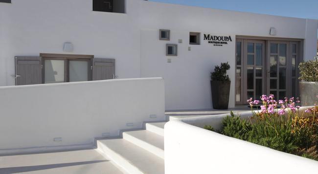 Madoupa Boutique Hotel - 米科諾斯島/麥科諾斯島 - 建築