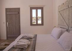 Madoupa Boutique Hotel - 米科諾斯島/麥科諾斯島 - 臥室