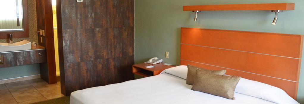 Calafia Hotel - 墨西卡利 - 臥室
