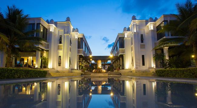 Champa Island Nha Trang Resort Hotel & Spa - 芽莊 - 建築