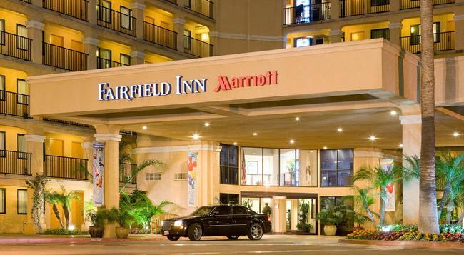 Fairfield Inn by Marriott Anaheim Resort - 安納海姆 - 建築