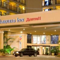 Fairfield Inn by Marriott Anaheim Resort Exterior