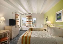 戴斯套房酒店- 邁阿密海灘 - 邁阿密海灘 - 臥室