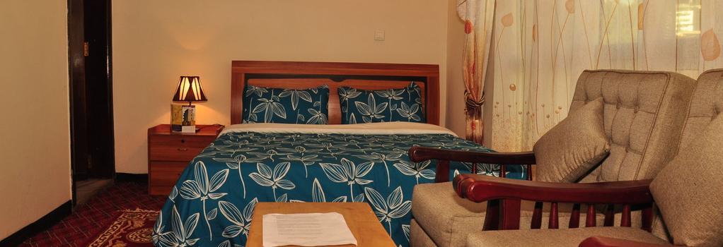 Keba Guest House - Addis Ababa - 臥室