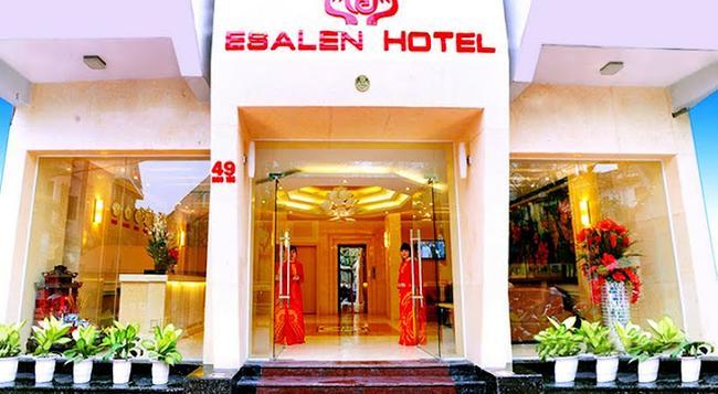 Esalen Hotel - 河內 - 建築