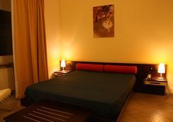 德加莊園酒店 - 那不勒斯/拿坡里 - 臥室