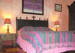 波薩達貝倫博物館酒店 - 瓜地馬拉 - 臥室
