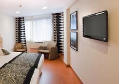 魔岩花園酒店 - 貝尼多姆 - 臥室