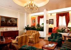 維多利亞酒店 - 羅馬 - 大廳