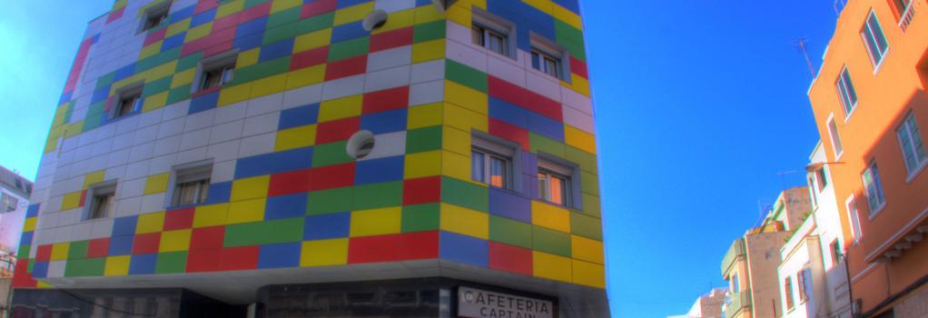 Hotel Puerto Canteras - 大加那利島拉斯帕爾馬斯 - 建築