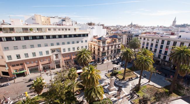 Hotel Derby Sevilla - 塞維利亞 - 建築