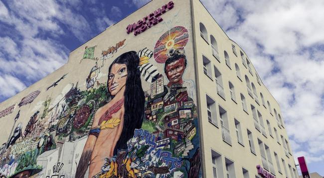 Mercure Hotel Berlin Mitte - 柏林 - 建築