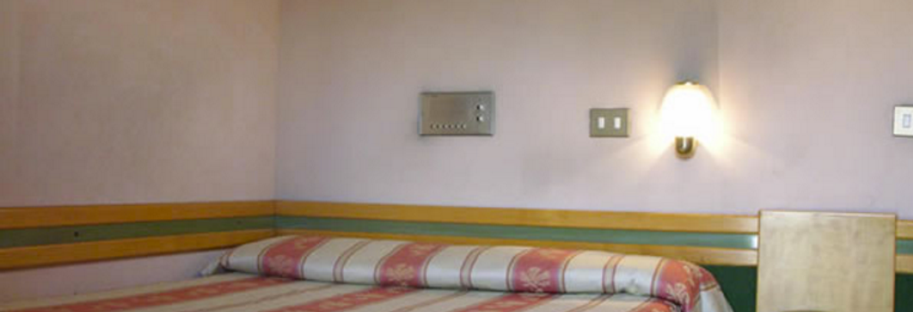Hotel Pavia - 羅馬 - 臥室