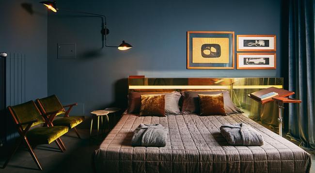 Hotel Borgo Nuovo - 米蘭 - 臥室