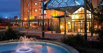 曼徹斯特維多利亞和艾爾伯特萬豪飯店 - 曼徹斯特 - 建築
