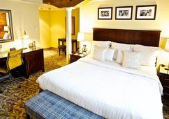 萬豪曼切斯特維多利亞&艾伯特酒店 - 曼徹斯特 - 臥室
