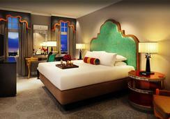 亨廷頓諾布希爾溫泉酒店 - 三藩市 - 臥室
