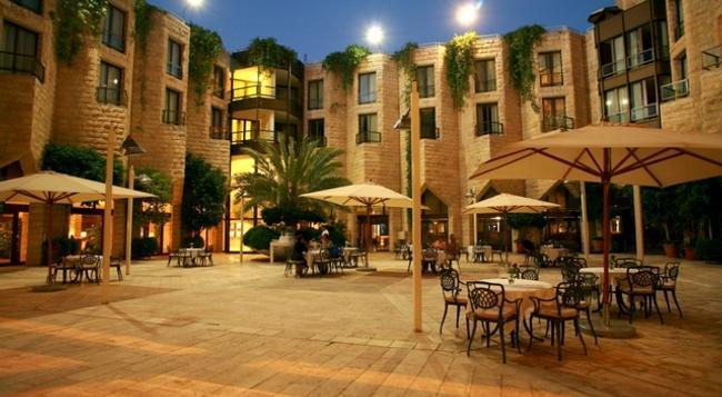 Inbal Jerusalem Hotel - 耶路撒冷 - 建築