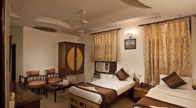 Hotel Paras International - 新德里 - 臥室