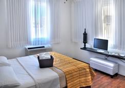 Casa Condado Hotel - 聖胡安 - 臥室