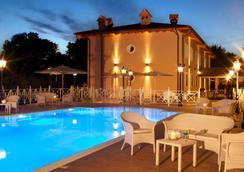 皮科洛伯格酒店 - 羅馬 - 游泳池