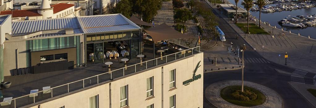 Hotel Faro & Beach Club - 法魯 - 建築
