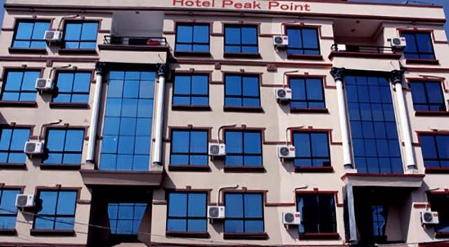 Peak Point Hotel - 加德滿都 - 建築
