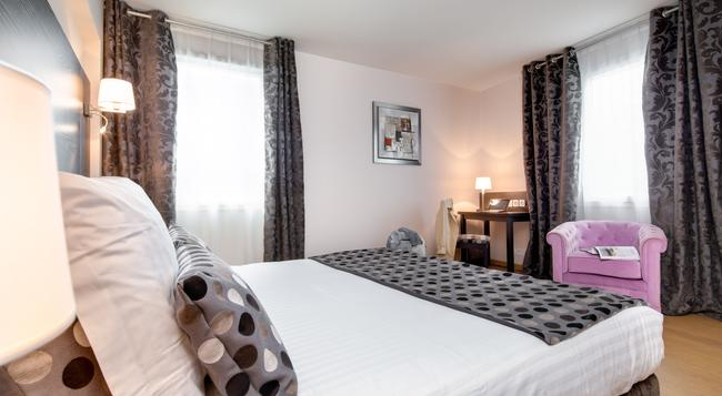 Seven Urban Suites Nantes - 南特 - 臥室