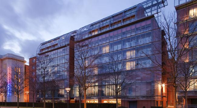 Lyon Marriott Hotel Cite Internationale - 里昂 - 建築