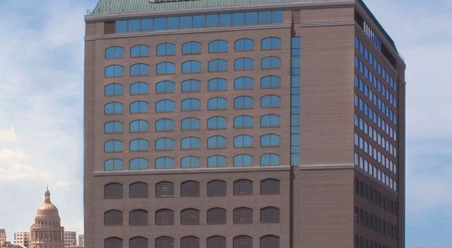 Hilton Garden Inn Austin Downtown/Convention Center - 奧斯汀 - 建築