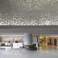 Fairmont Dubai Reception