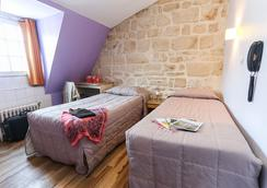 蒙特克萊爾蒙馬特旅舍及經濟型酒店 - 巴黎 - 臥室