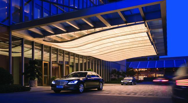Shangri-La Hotel - 班加羅爾 - 建築