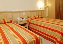 科帕卡瓦納大西洋酒店 - 里約熱內盧 - 臥室