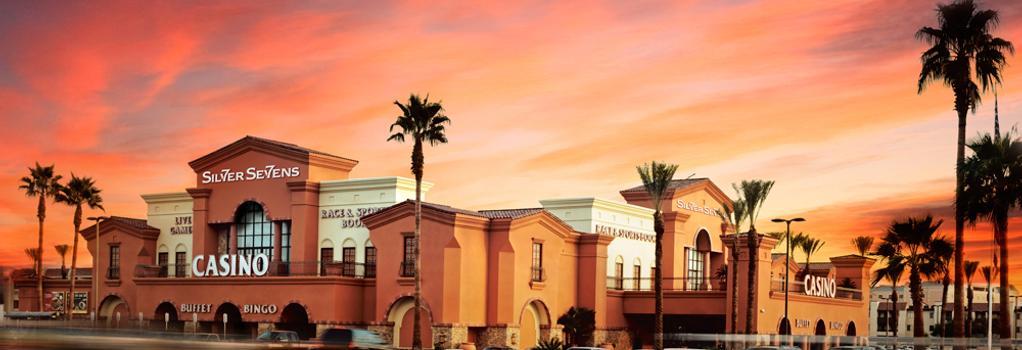 Silver Sevens Hotel & Casino - 拉斯維加斯 - 建築