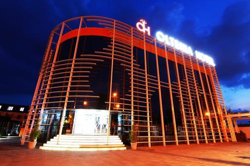Oltenia Hotel - 克拉約瓦 - 建築