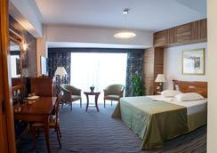 奧爾特尼亞飯店 - 克拉約瓦 - 臥室
